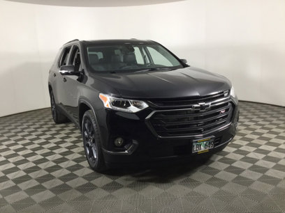 Used 2020 Chevrolet Traverse AWD RS w/ LPO, Cargo Package - 560638330