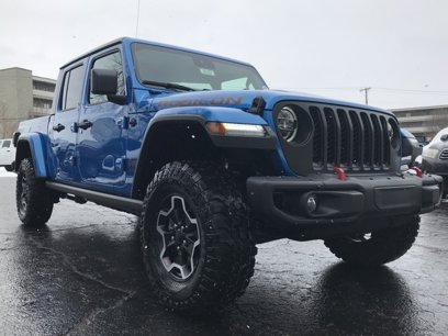 New 2020 Jeep Gladiator Rubicon - 541521766