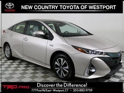 Certified 2017 Toyota Prius Prime - 547195954