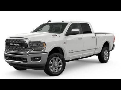 New 2019 RAM 2500 4x4 Crew Cab Limited - 511814124