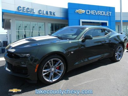 New 2020 Chevrolet Camaro SS Coupe w/ 2SS - 526625230