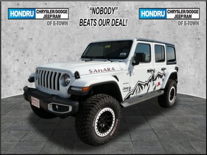 Jeeps For Sale In Pa >> 2019 Jeep Wrangler For Sale In Lancaster Pa 17602