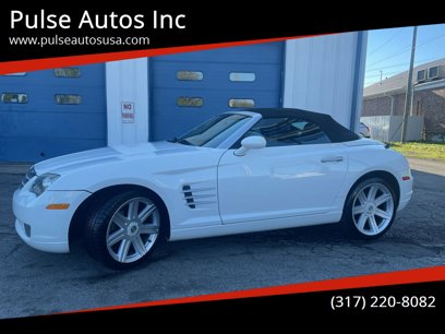 Used 2006 Chrysler Crossfire Limited - 584508504