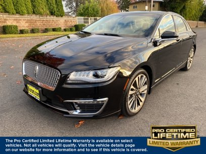 Certified 2019 Lincoln MKZ Reserve - 566304543
