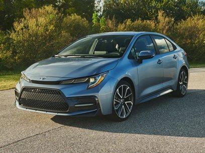 New 2020 Toyota Corolla LE - 567047367