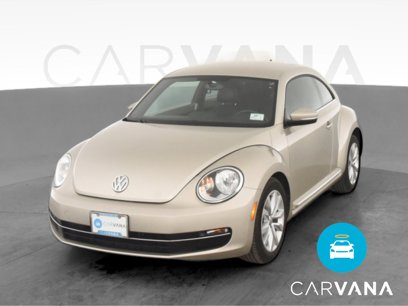 Used 2013 Volkswagen Beetle TDI Coupe - 568531187