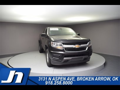 New 2020 Chevrolet Colorado 2WD Extended Cab W/T - 528804846