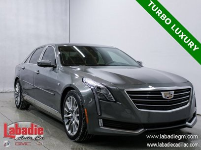 Certified 2016 Cadillac CT6 2.0T Luxury - 538301533