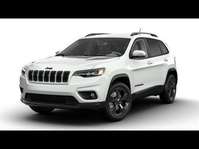 New 2021 Jeep Cherokee FWD Latitude Plus - 570254429
