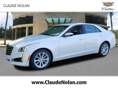 New 2019 Cadillac CTS Sedan - 491597279