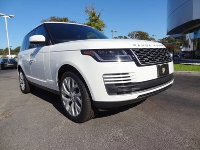 New 2020 Land Rover Range Rover HSE Hybrid - 530323242