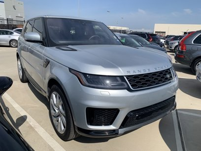 Used 2018 Land Rover Range Rover Sport HSE - 546340158