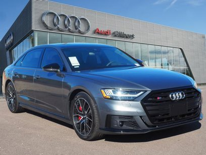 New 2020 Audi S8 L - 539027937