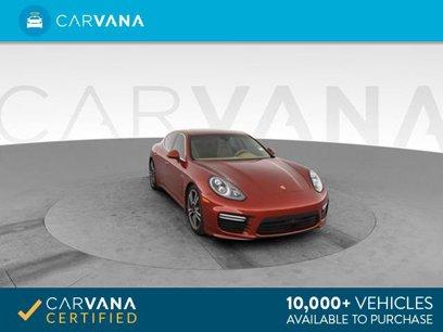 Used 2014 Porsche Panamera Turbo - 536549900