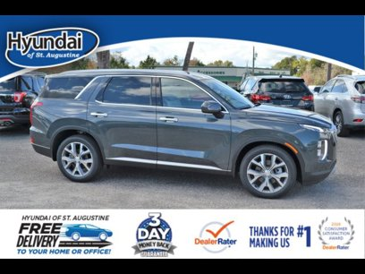 New 2020 Hyundai Palisade FWD SEL w/ Convenience Package - 535041285