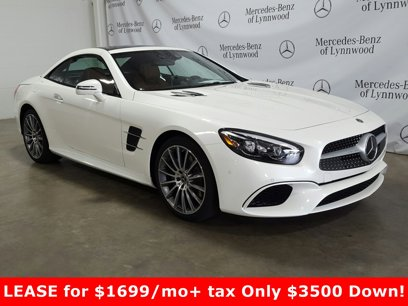 New 2019 Mercedes-Benz SL 550 - 521258302