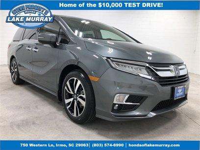 New 2020 Honda Odyssey Elite - 540852764