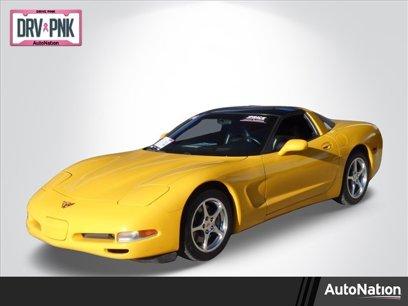 Used 2004 Chevrolet Corvette Coupe - 565536910