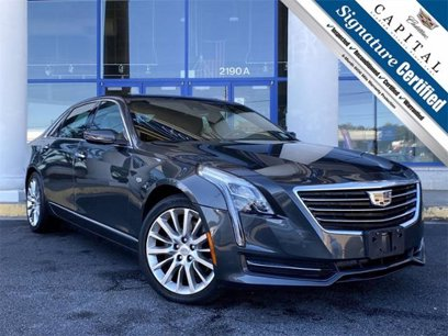 Certified 2017 Cadillac CT6 3.6 AWD - 568143019