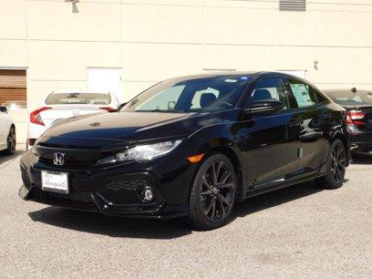 New 2019 Honda Civic Sport Touring Hatchback - 514413225