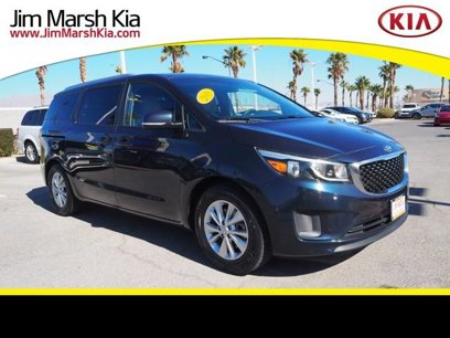 Used 2016 Kia Sedona LX w/ LX Convenience Package - 544404123