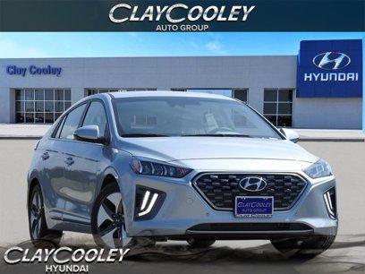 New 2020 Hyundai Ioniq Hybrid Limited - 546343970