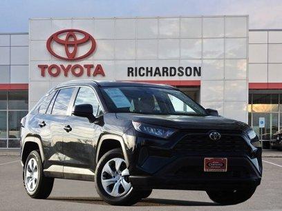 Certified 2019 Toyota RAV4 FWD LE - 547365324