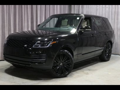 New 2020 Land Rover Range Rover HSE - 544020504
