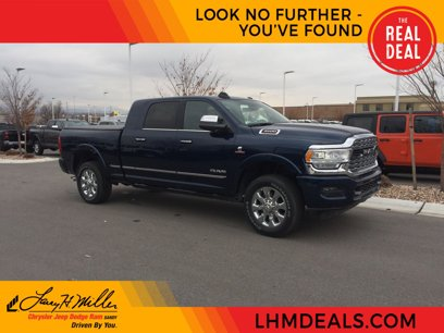 New 2019 RAM 3500 Laramie Limited - 535681816