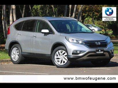 Used 2015 Honda CR-V AWD EX-L - 565216461