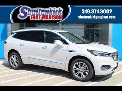 New 2020 Buick Enclave AWD Avenir - 543213703