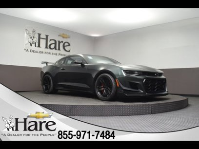 New 2020 Chevrolet Camaro ZL1 Coupe - 533998238