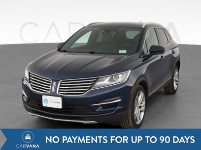 Used 2017 Lincoln MKC AWD Reserve - 549235371