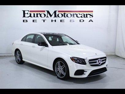 New 2019 Mercedes-Benz E 300 4MATIC - 528825482