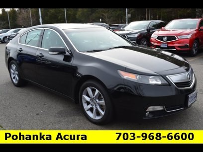 Used 2012 Acura TL w/ Technology Package - 544137757