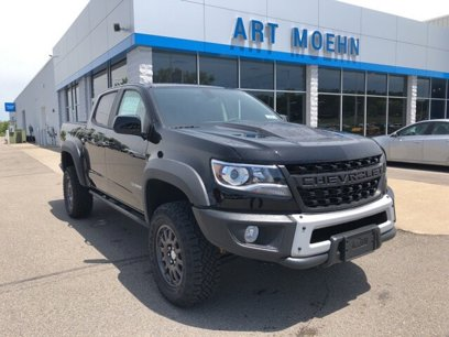 New 2019 Chevrolet Colorado 4x4 Crew Cab ZR2 - 543324577