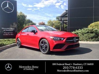 New 2020 Mercedes-Benz CLA 250 4MATIC - 529092027