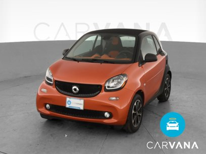 Used 2017 smart fortwo Coupe - 567624396