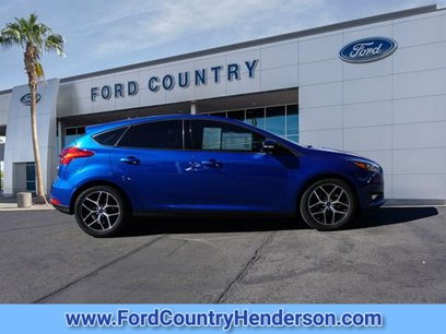 Certified 2018 Ford Focus SEL Hatchback - 542595048