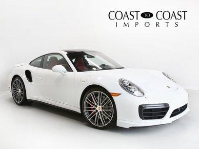 Used 2017 Porsche 911 Turbo - 509137734