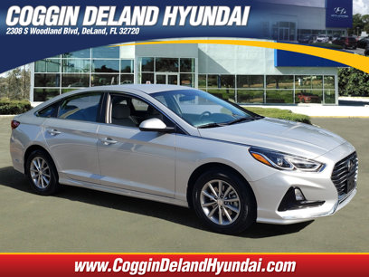 Certified 2019 Hyundai Sonata SE - 547778823