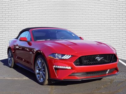 New 2020 Ford Mustang GT Convertible - 540633140