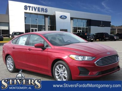New 2020 Ford Fusion SE - 543106159