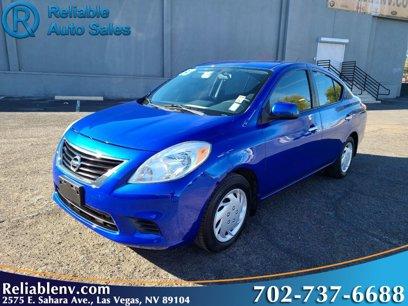 Used 2013 Nissan Versa 1.6 SV - 569918098