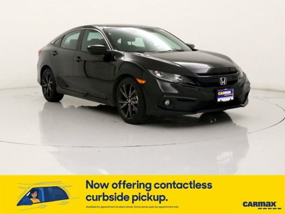 Used 2019 Honda Civic Sport Sedan - 565809947
