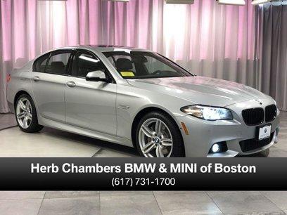 Certified 2016 BMW 550i xDrive Sedan - 541628217