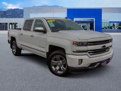 Chevrolet Colorado Springs >> 2018 Chevrolet Silverado 1500 For Sale In Colorado Springs