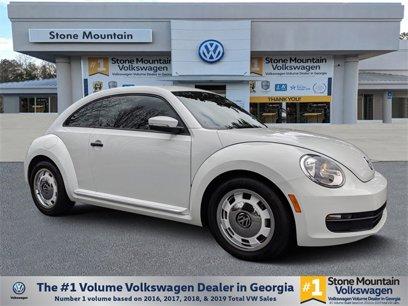 Certified 2016 Volkswagen Beetle 1.8T Classic - 542976310