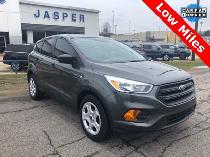 Used 2017 Ford Escape FWD S - 544897845