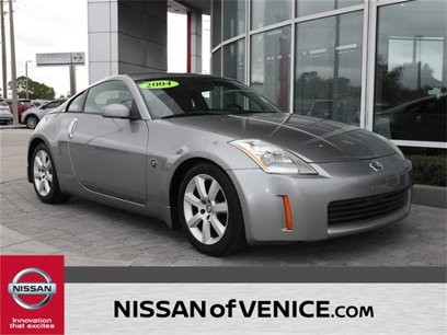 Used 2004 Nissan 350Z Performance Coupe - 543870846